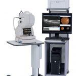 高画質で鮮明な3次元眼底像撮影装置「OCT Triton」を導入